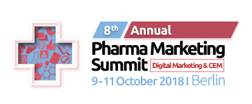 8th Annual Pharma Marketing Summit Logo